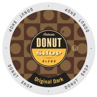 96-Count Authentic Donut Shop® Blend Dark Roast Coffee for Single Serve Coffee Makers