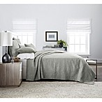 Real Simple® Dune Chambray Full/Queen Coverlet in Sage