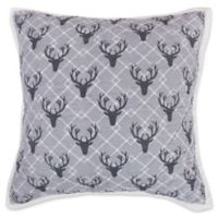 Levtex Home Cayden European Pillow Sham in Grey