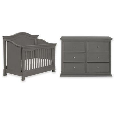 Furniture Collections U003e Million Dollar Baby Classic 3 Piece Louis Nursery  Bundle Set In Manor