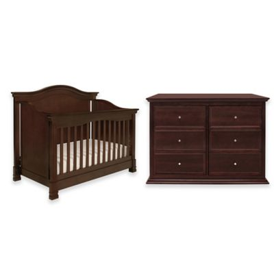 Genial Furniture Collections U003e Million Dollar Baby Classic 3 Piece Louis Nursery  Bundle Set In Espresso