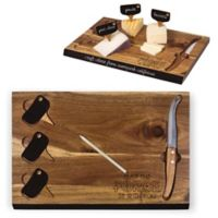 Picnic Time® Star Wars Rebel Delio Acacia Cheese Board & Tools Set