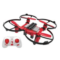 XDrone DIY Drone with Auto Landing and Auto Takeoff in Red