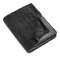 Alpine Faux Fur Throw Blanket by Ugg
