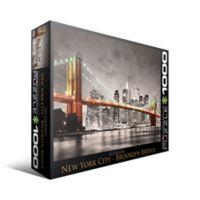 EuroGraphics New York City Brooklyn Bridge 1000-Piece Puzzle