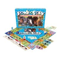 Late For The Sky Pony-opoly Game