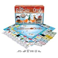 Late For The Sky San Francisco-opoly Game