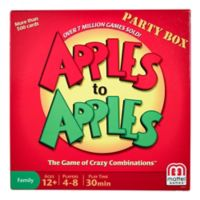 Mattel® Apples to Apples Party Box