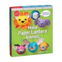 Klutz® Make Paper Lantern Animals