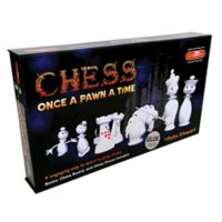 ScienceWiz Products Once a Pawn a Time Deluxe Chess Game