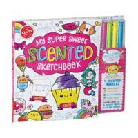 Klutz® My Super Sweet Scented Sketchbook