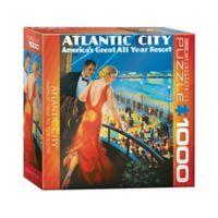 Eurographics Inc Atlantic City 1000-Piece Jigsaw Puzzle