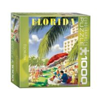 Eurographics Inc Florida 1000-Piece Jigsaw Puzzle