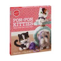 Klutz® Pom-Pom Kitties Craft Kit
