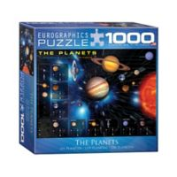 Eurographics Inc The Planets 1000-Piece Jigsaw Puzzle