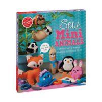 Klutz® Sew Mini Animals