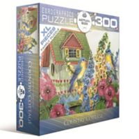 Eurographics Inc 300-Piece Janene Grendy Country Cottage Puzzle