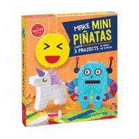 Klutz® Make Mini Pinatas