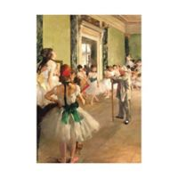 Piatnik Edgar Degas - The Ballet Class 1000-Piece Jigsaw Puzzle