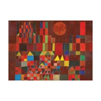 Piatnik Paul Klee - Castle and Sun 1000-Piece Jigsaw Puzzle