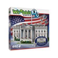 Wrebbit™ 490-Piece White House 3D Puzzle