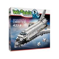 Wrebbit™ 435-Piece Space Shuttle Orbiter 3D Puzzle