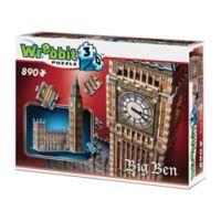 Wrebbit™ 890-Piece Big Ben 3D Puzzle