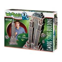 Wrebbit™ 975-Piece Empire State Building 3D Puzzle