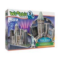 Wrebbit™ New York Collection 925-Piece Financial 3D Puzzle
