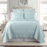 Levtex Home Torrey Reversible Full/Queen Quilt Set in Blue Haze