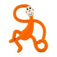 Matchstick Monkey™ Dancing Monkey Teether in Orange