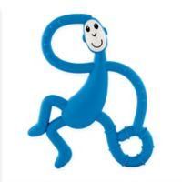 Matchstick Monkey™ Dancing Monkey Teether in Blue