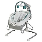 Graco® DuetSway™ LX Swing + Bouncer in White
