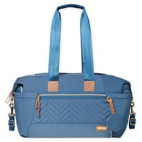 SKIP*HOP® Suite 7-Piece Diaper Bag Set in Blue