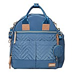 SKIP*HOP® Suite 6-Piece Diaper Backpack Set in Dusk Blue