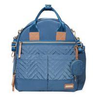 SKIP*HOP® Suite 6-Piece Diaper Backpack Set in Dusk Blue