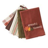 5-Pack Grateful Kitchen Towels