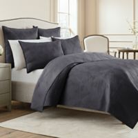 Wamsutta® Bliss King Coverlet in Midnight