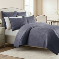 Wamsutta® Bliss King Coverlet in Twilight Blue