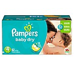 Pampers® Baby-Dry 92-Count Size 4 Disposable Diapers