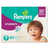 Pampers® Cruisers 60-Count Size 5 Super Pack Diapers