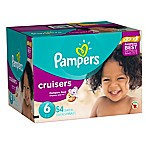 Pampers® Cruisers 54-Count Size 6 Super Pack Diapers