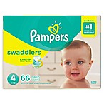 Pampers® Swaddlers™ 70-Count Size 4 Super Pack Diapers