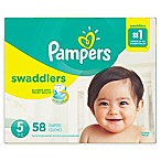 Pampers® Swaddlers™ 62-Count Size 5 Super Pack Diapers