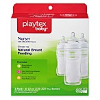 Playtex® 3-Pack 8-Ounce Baby Drop-Ins Nurser