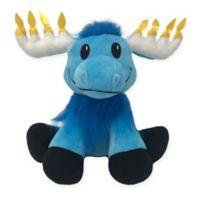 Mitzvah Moose Plush Toy in Blue