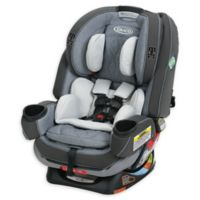 GracoR 4EverR Extend2FitR Platinum 4 In 1 Convertible Car Seat