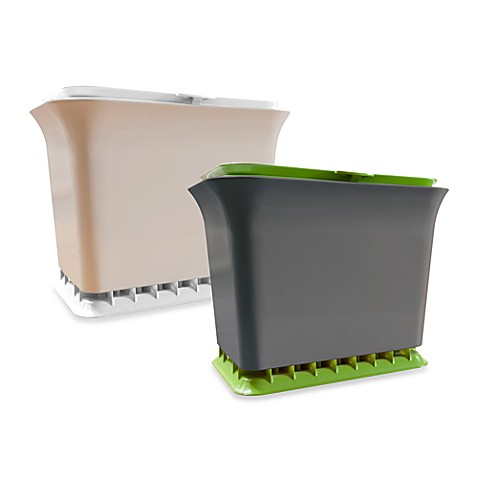 Fresh Air Odor Free Kitchen Compost Collector