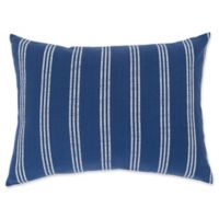 Carol & Frank Perry Standard Pillow Sham in Indigo