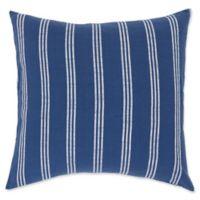 Carol & Frank Perry European Pillow Sham in Indigo